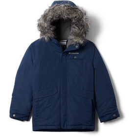 Columbia Nordic Strider Jacket Boys collegiate navy